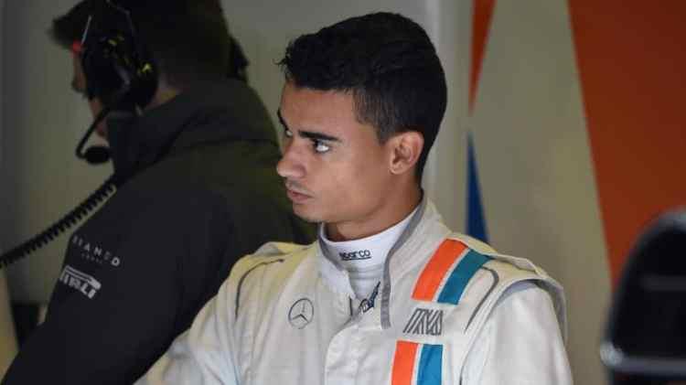 Na primeira metade da temporada Pascal Wehrlein teve desempenho pouco superior a Rio Haryanto (Foto Manor Racing)