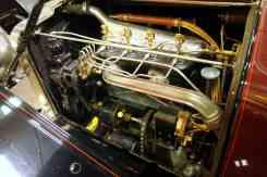 Motor tem partida por ar comprimido, antes da patente da partida elétrica