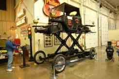 Carro usado no filme The Great Race (A Corrida do Século), de 1965, tem carroceria que sobe e desce, funcional