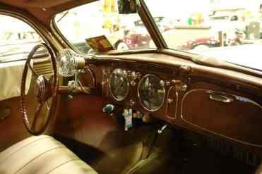 Interior espaçoso, devido ao motor bem à frente