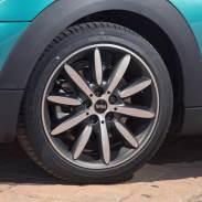 Roda raiada estilizada? Bela!