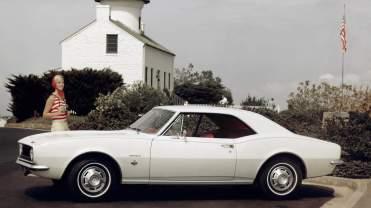 1967 Chevrolet Camaro Sport Coupe