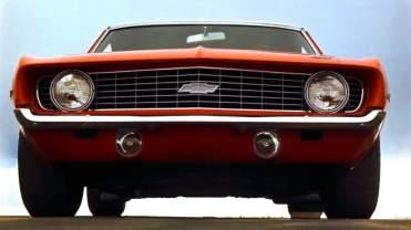1969 Chevrolet Camaro Sport Coupe