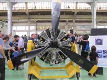 Motor radial Wright R-1820 Cyclone