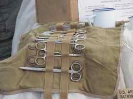 Equipamentos cirúrgicos