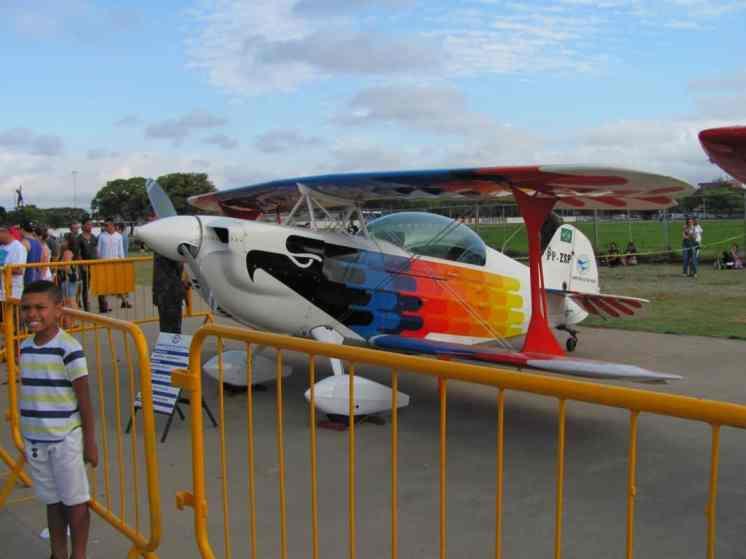Avião de acrobacias Christen Eagle II