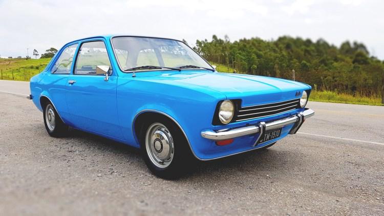 O Chevette 1975