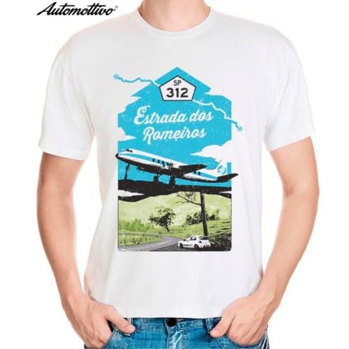 Camiseta Estrada dos Romeiros