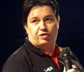 Rodrigo Purchio (Foto Alexander Gromow)