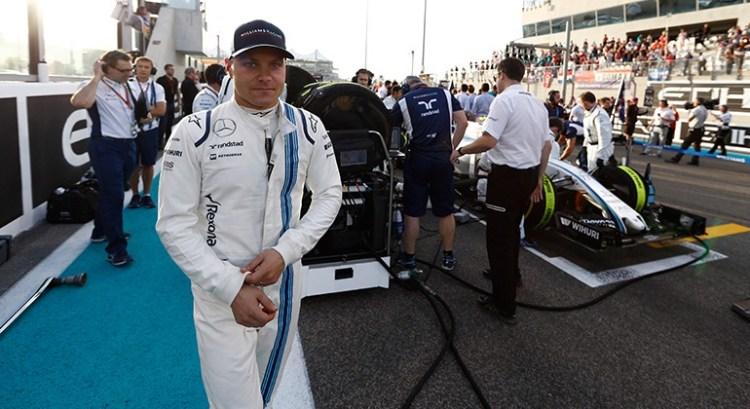 Valteri Bottas pode sair da Williams e assinar com a Mercedes (Foto Glenn Dunbar)
