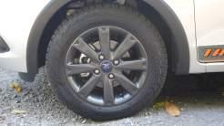 Rodas bonitas e pneus apropriados