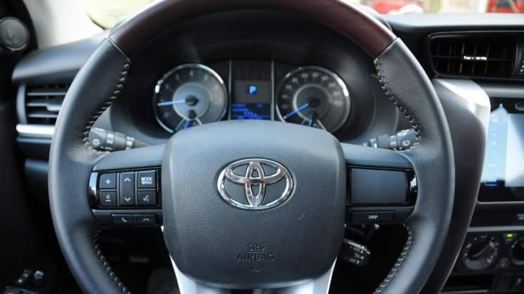 Toyota SW4 SR Flex 21