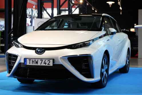 Toyota Mirai, será o futuro?