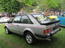 Escort XR-3 1984 (1)