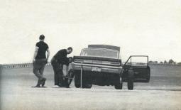 Teste da Car and Driver de 1964 (Car and Driver)