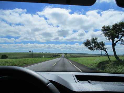 Estrada à frente, missão agradável na Amarok