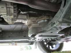 Travessa dianteira do chassis é ponto de apoio da caixa de câmbio
