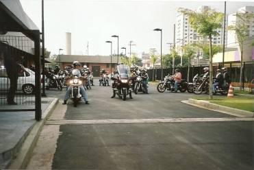 Saída do ADC- GM Moto Clube