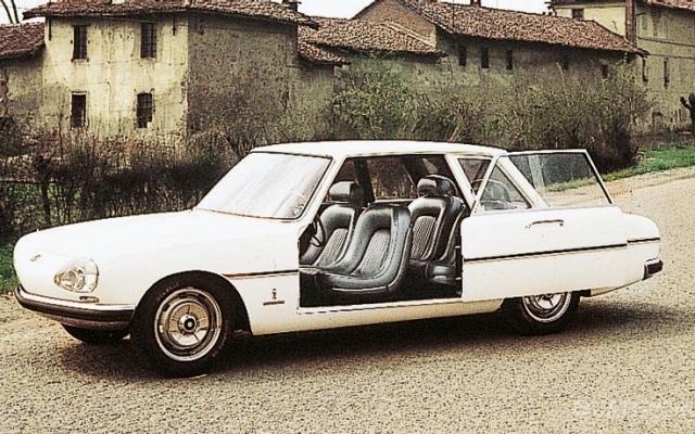 Pininfarina Sigma