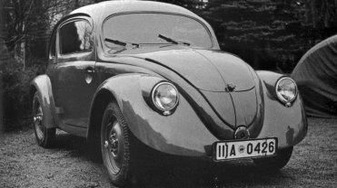 Último protótipo antes da versão final que foi apresentada no ano seguinte em 1938 após a conclusão do megateste de 2,8 milhões de quilômetros (Foto: acervo do autor)