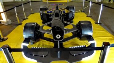 Teria a F-1 da temporada de 2027 carros com este visual?
