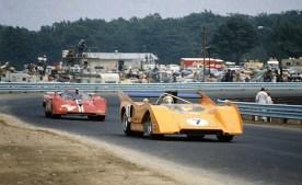 M8F de Peter Revson em Watkins Glen, 1971