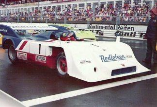 O 917/10 em Nürburgring com Emerson Fittipaldi