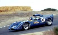 McLaren M6B da equipe Penske em 1968 (tamsoldracecarsite.net)