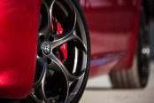 Alfa Romeo's Nero Edizione package for 2.0L Giulia and Stelvio models