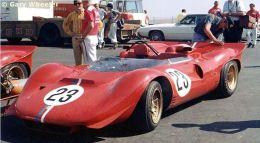 O Ferrari 330 P4 de 1967