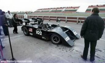 Jose Carlos Pace no Mk.III