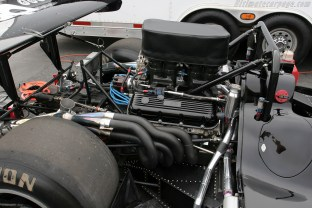 Shadow DN4 e o grande V-8 Chevrolet