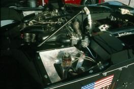 Shadow Mk.III com motor turbo