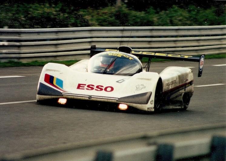 Peugeot Talbot 905 em 1991 (topworld auto)