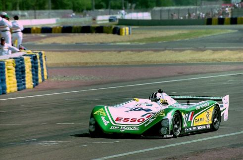Modelo LM93 (Welter Racing)