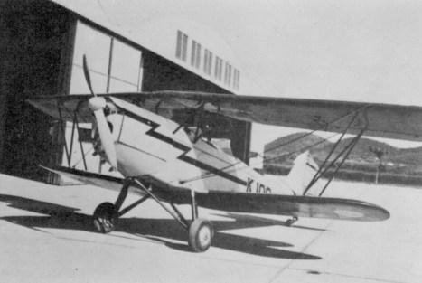 O Muniz M-7. Esse pertenceu ao lote da Marinha (flickr.com)