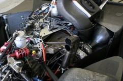 Motor Peugeot na LMP2 de 2006