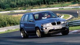 BMW X5 LM (Motor1)