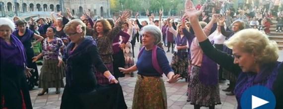 Vídeos Bailando al Compás de la Igualdad 2017