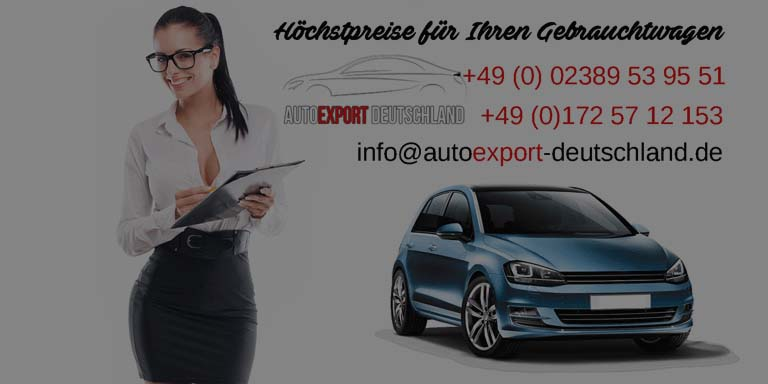 Autoexport Dortmund