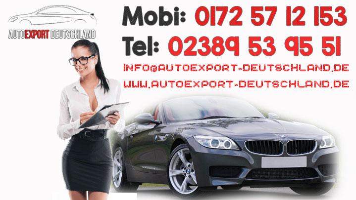 Autoexport Hessen