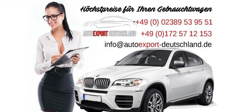 Autoexport Alpen