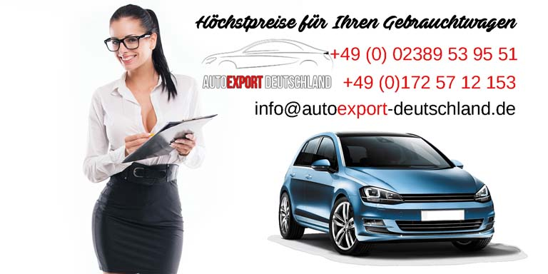 Autoexport Augustdorf