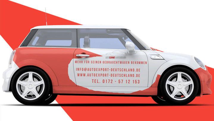 Autoexport Grefrath