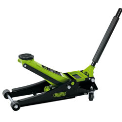 low entry Trolley Jack