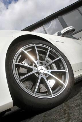 BB C63 AMG Bremse