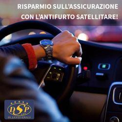antifurto satelitare viasat - Autofficina Di Santo, San Salvo