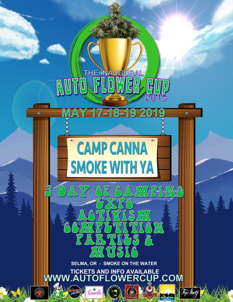 Save the Date – Autoflower Cup 2019