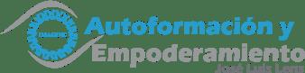 Logo Autoformación y empoderamiento_José Luis Lens