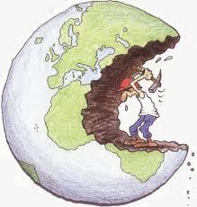Resultado de imagen para nos estamos comiendo el planeta